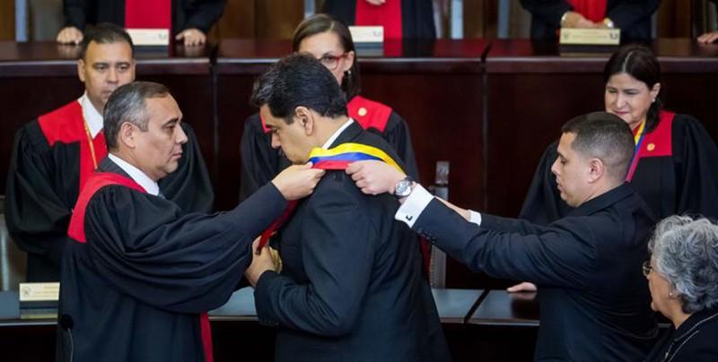 """EU no reconoce la """"toma de posesión ilegítima"""" del """"dictador"""" Maduro"""