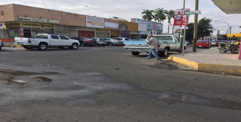 Se registran dos fugas en el Centro de Culiacán