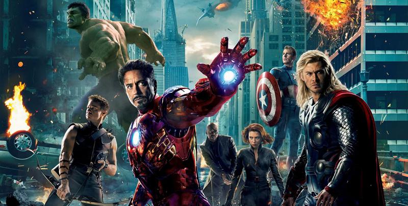 Los Avengers son candidatos a conducir los Oscar 2019