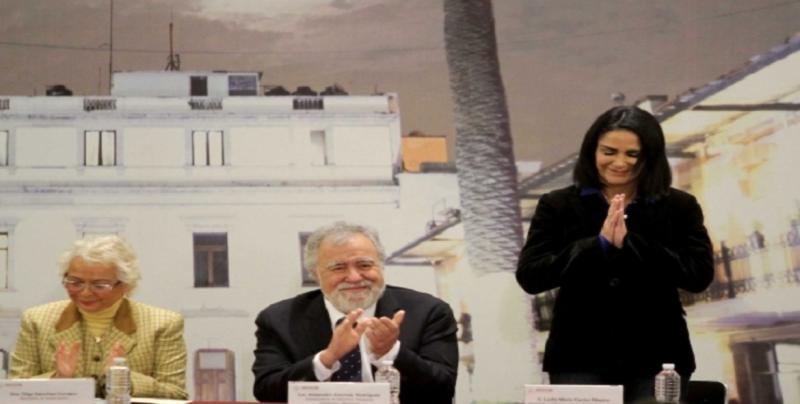 SEGOB ofrece disculpa pública a la Periodista Lydia Cacho
