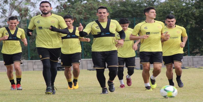 Dorados continúa trabajando rumbo a Copa y Liga de Ascenso