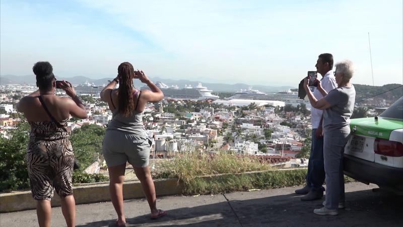 Mazatlán se fortalece turísticamente en el 2019 con visita de AMLO: SECTUR