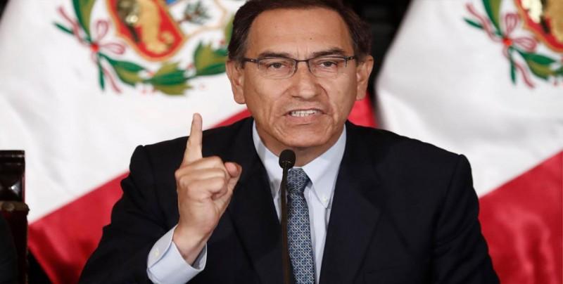 """Presidente de Perú dice que Maduro instaló """"régimen ilegítimo y dictatorial"""""""