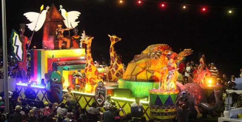 Exhorta SIPINNA a organizadores de carnaval respetar vestimenta de niñas