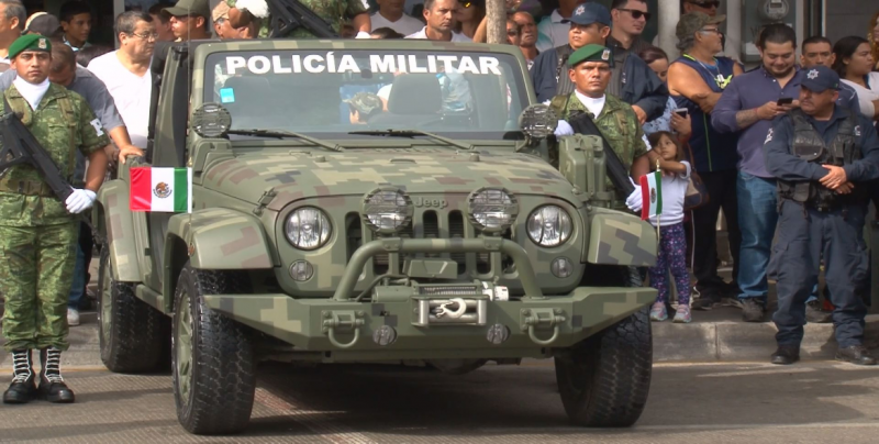 A mas tardar en abril, México tendrá lista la Guardia Nacional