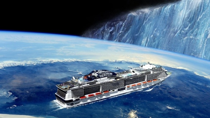 Crucero llevará a personas que crean que la Tierra es plana