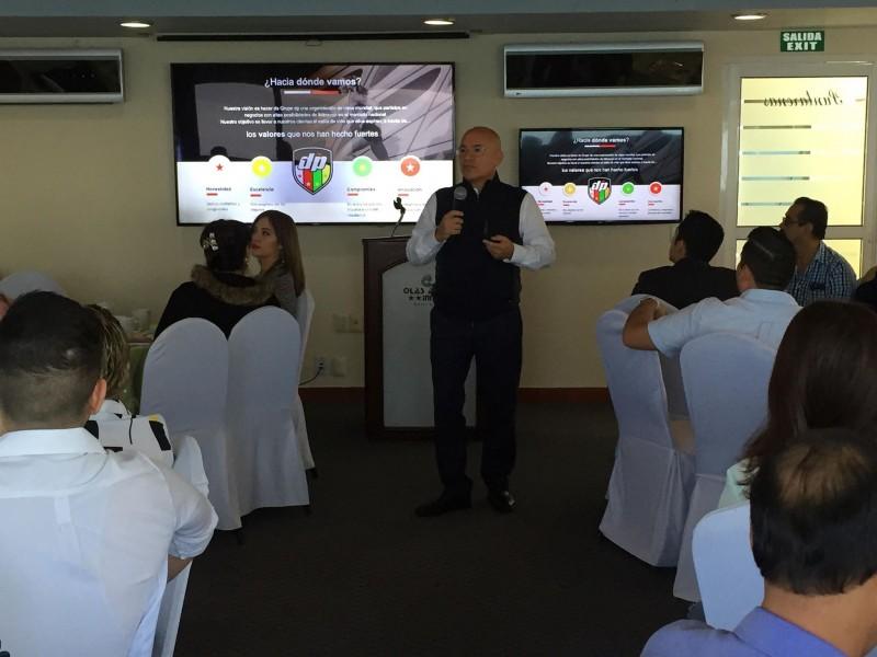 El CONLA ofrece a sus agremiados testimonios de empresarios exitosos