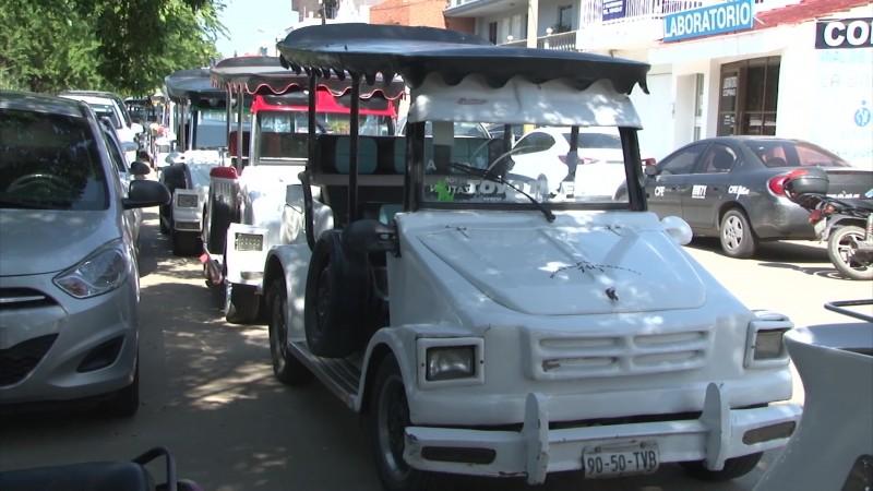Transportistas resienten  la cuesta de Enero