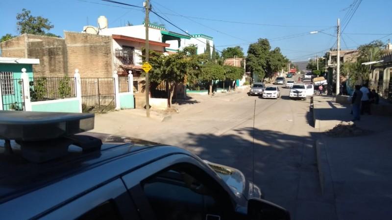 Ataque a balazos en la CNOP