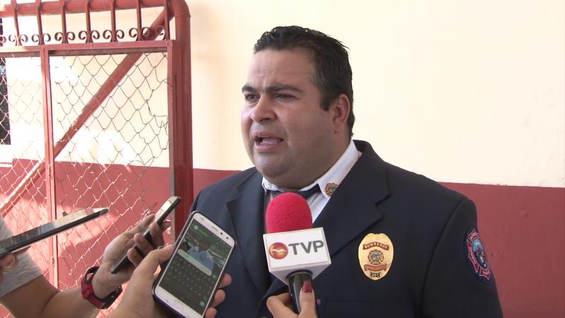Bomberos Voluntarios de Mazatlán, dentro del centro de seguridad ciudadana