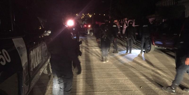 Se registra persecución y balacera en Culiacán
