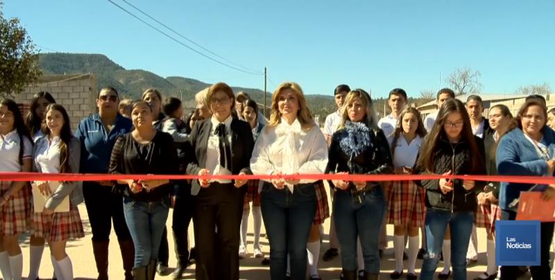 Familias de Yécora, Sonora; recibieron beneficios de la gobernadora Claudia Pavlovich
