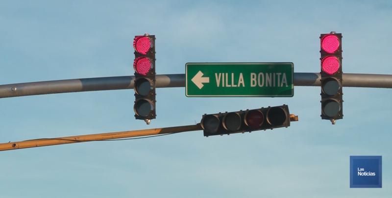 Después de algunos meses sin operar, ya funciona semáforo en Carretera Internacional