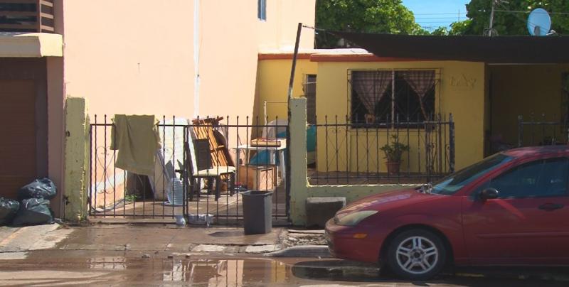 Exigen ser atendidos, familias afectadas por inundaciones en Inf. Humaya