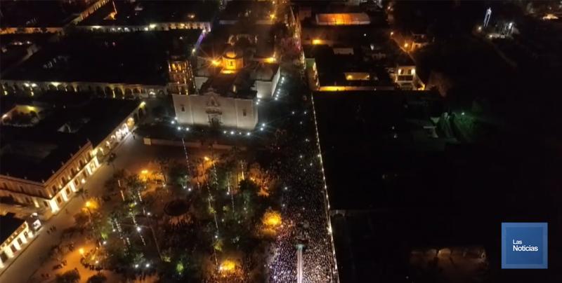 En Álamos, incrementan asistencia al festival en días previos al cierre
