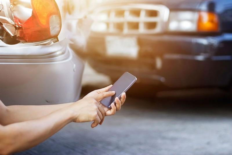 ¿Que se debe hacer en caso de un accidente?