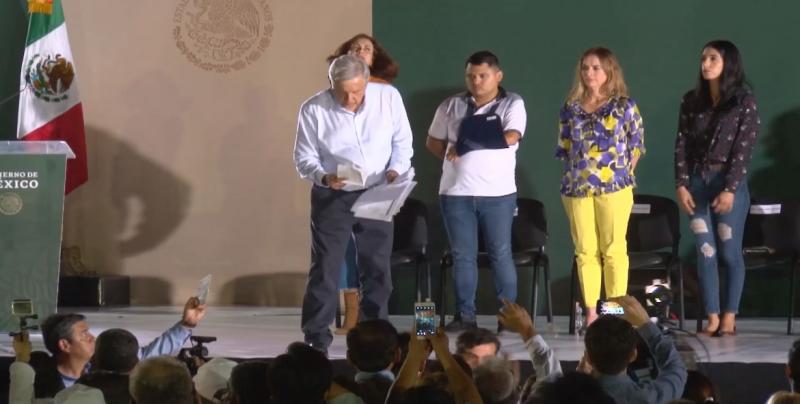 Programa de apoyos a maíz y frijol de AMLO , no beneficia a temporaleros de Sinaloa