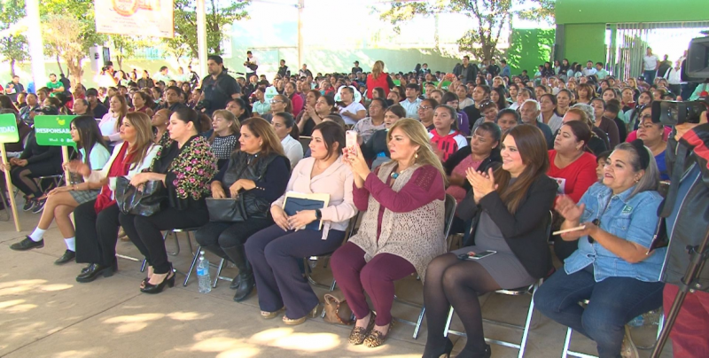 """Encabeza DIF Sinaloa el programa de """"Valores por un Ambiente de Paz"""""""