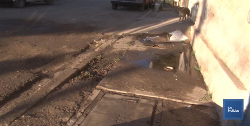 Urge rehabilitación de infraestructura hidrosanitaria en la Ampliación Miravalle
