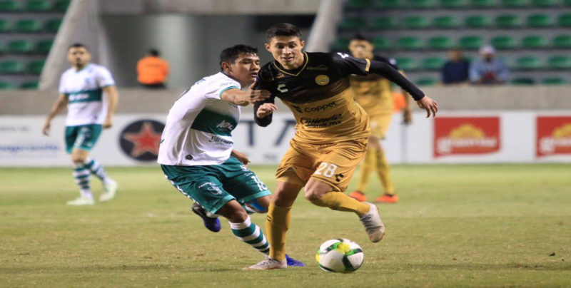 Zacatepec derrota a Dorados en la Copa MX