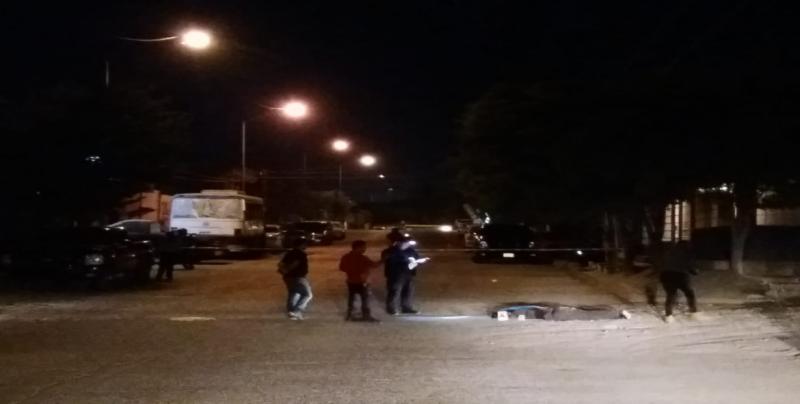 Asesinan a hombre en la Díaz Ordaz