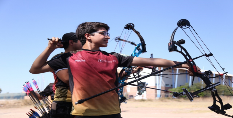 Sinaloa sede de cinco deportes en la Olimpiada Regional