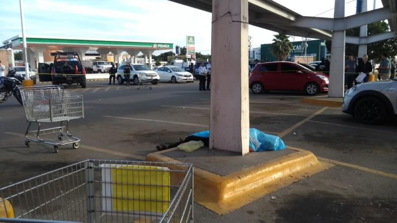 Asesinan a cuidador de carros