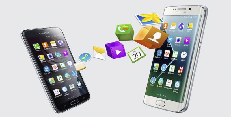 Estas son la as mejores formas para pasar información de un celular a otro