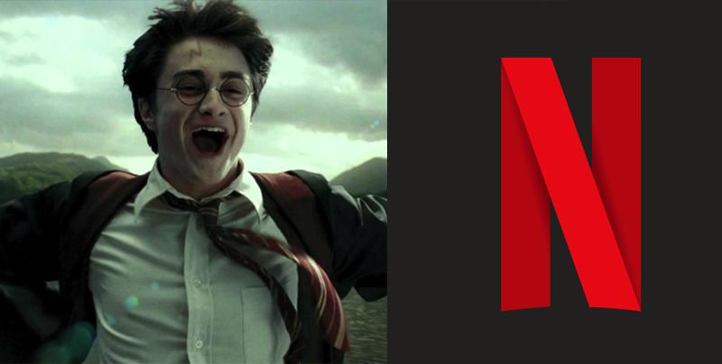 Por fin llega la saga completa de Harry Potter a Netflix