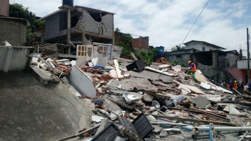 Sismo de magnitud 6.5 sacude la ciudad de Hidalgo la mañana del día lunes 1 de febrero