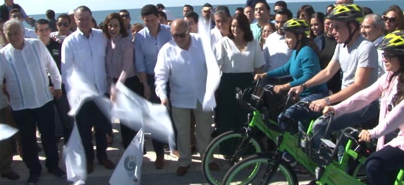 Arranca Sistema de Bicicletas Públicas en Mazatlán