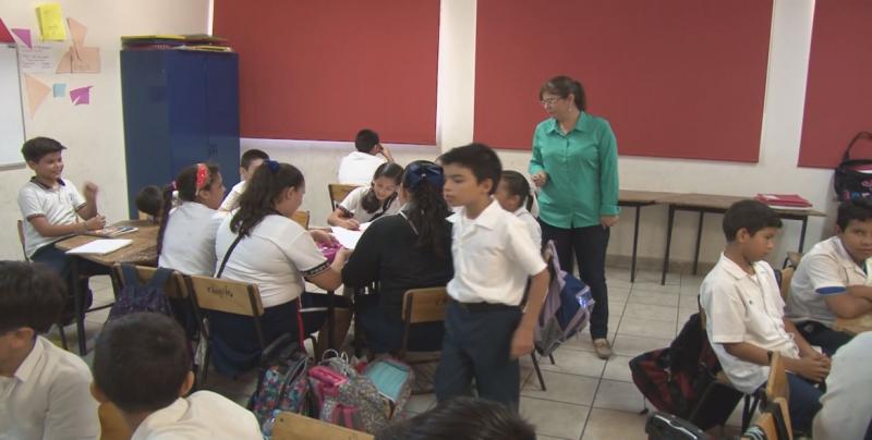 Radicados los recursos para el pago de quincenas a maestros de inglés