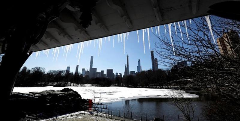 La ola de frío polar se retira de EE.UU. tras dejar al menos 21 muertos