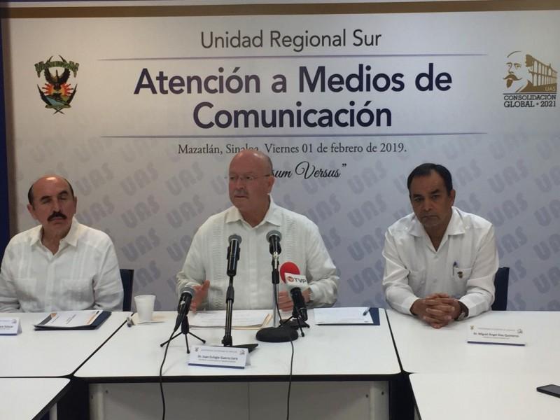 Se reconectará el servicio de agua a polideportivo de la UAS