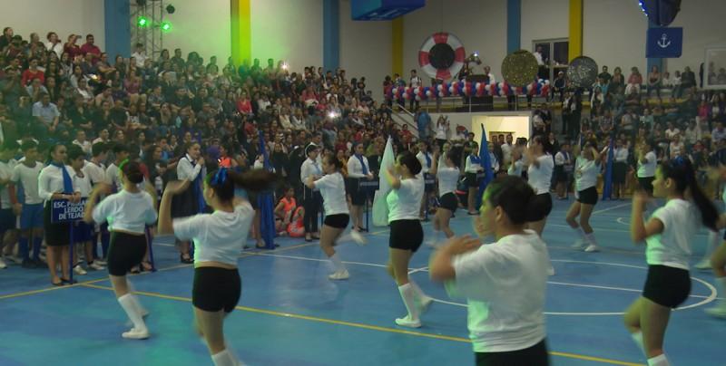 Inauguran la Copa Delfines del Colegio Hispanoamericano