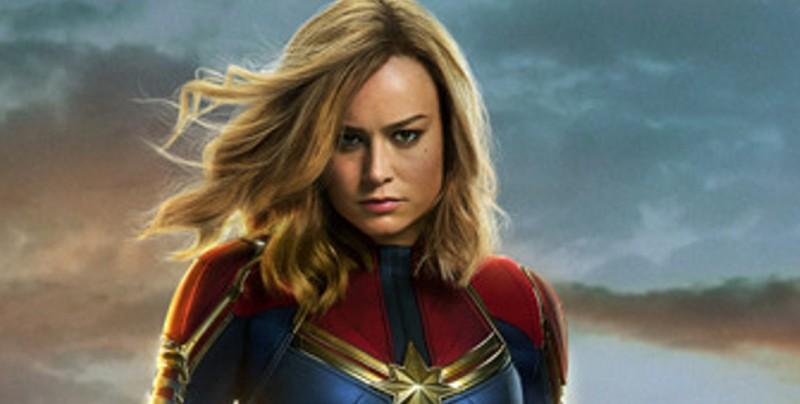 La Capitana Marvel llega con un nuevo avance