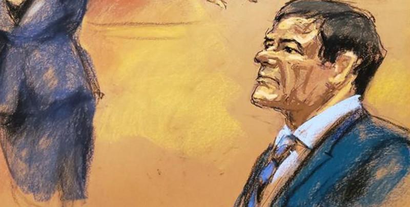 """""""El Chapo"""", a la espera de la sentencia: las claves de un juicio de película"""