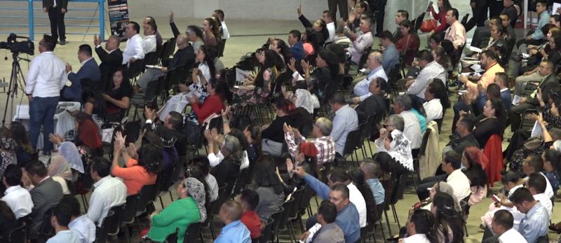 Cientos de cristianos celebran congreso anual en el CUM