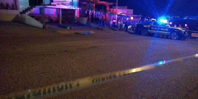 Asesinan a menor de edad para despojarlo de su motocicleta