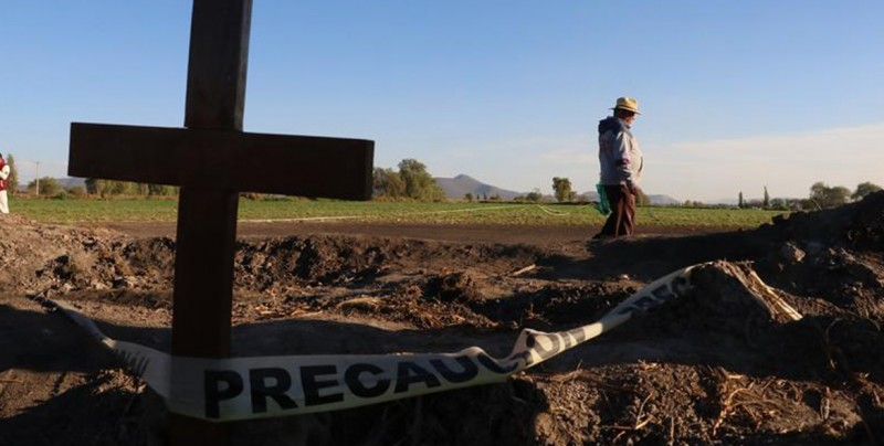 Suman 125 muertos por explosión de toma ilegal de gasolina