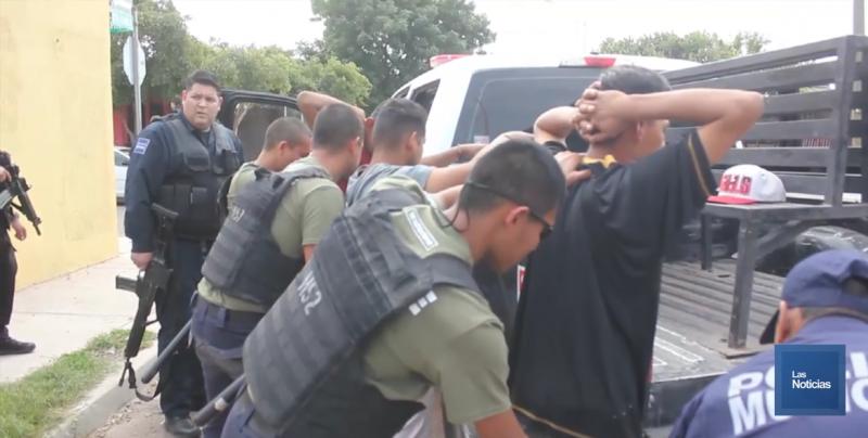 Preparan a cadetes para combatir delitos