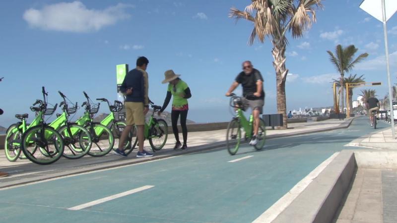 Muy solicitadas las bicicletas ecológicas