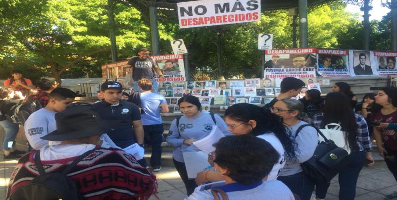 Urgente que Sinaloa se instale el Sistema Estatal de Búsqueda