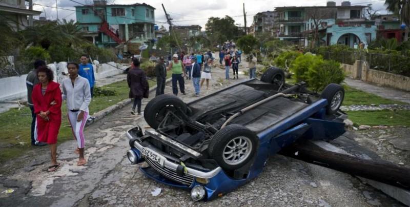 Aumentan a 3.780 las viviendas dañadas en La Habana por intenso tornado