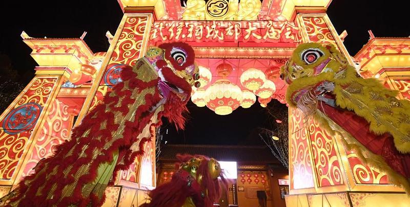 China celebra el Año del Cerdo