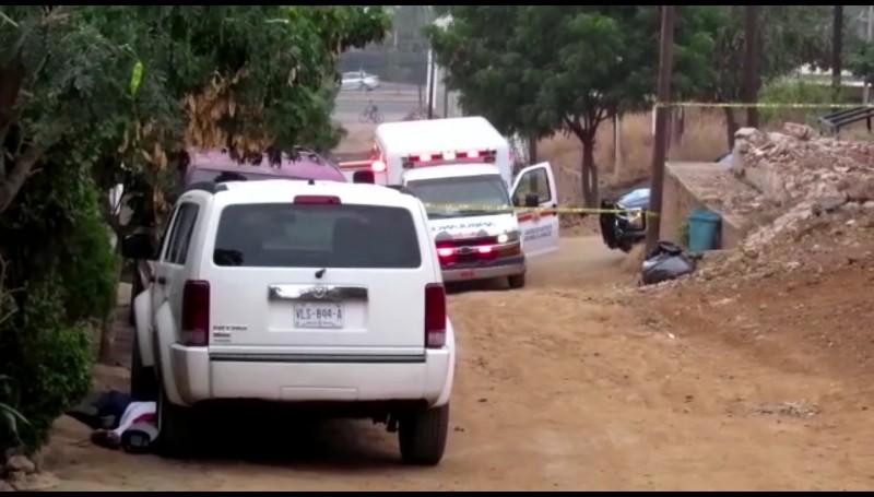 Asesinan a adulto mayor en la Colonia Gustavo Díaz Ordaz