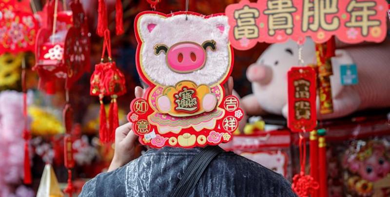 Llega el Año del Cerdo, y traerá fertilidad y abundancia