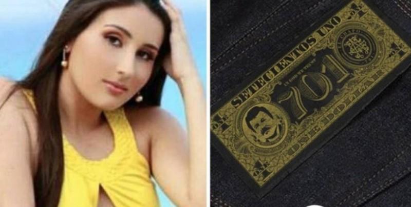 Presunta hija del Chapo prepara marca de ropa inspirada en el narcotraficante