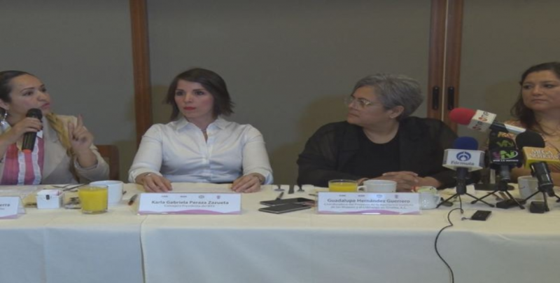 Ganadoras de convocatoria del Programa Nacional de Impulso a la Participación Política de Mujeres