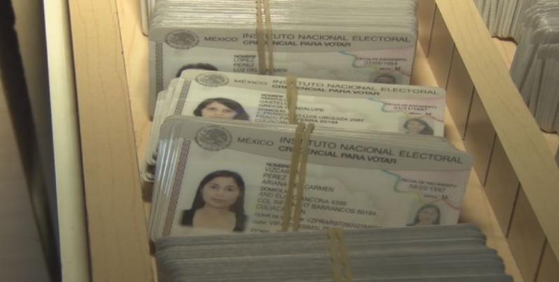 28 de febrero fecha límite para recoger la credencial de elector